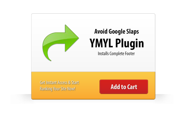 your money or your life plugin footer for wordpres