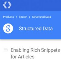 Structured Data Services